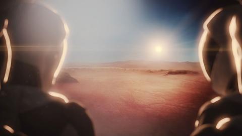 Los primeros colonos marcianos de SpaceX