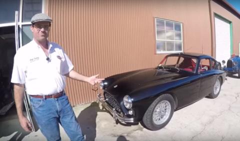 Vídeo: así es este raro AC Aceca de 1958