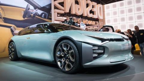 Citroën CXperience Concept Salón París 2016