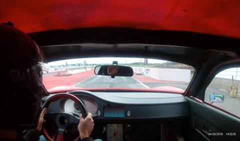 Vídeo: un coche modificado con el sistema P85 de Tesla
