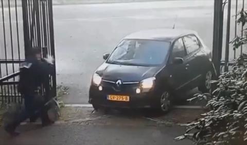 Vídeo: un accidente muy Real en los Países Bajos