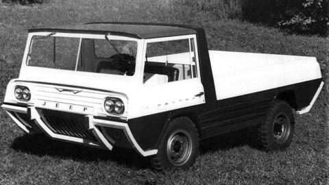 Cinco prototipos Jeep que no conocías