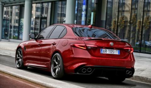 Los nuevos Alfa Romeo, más parecidos a los Maserati