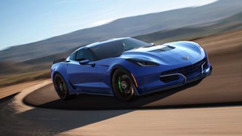 El primer Corvette C7 eléctrico costará 680.000 euros