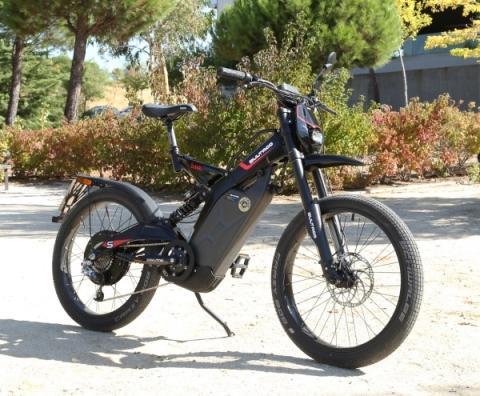 Bultaco Brinco S negra