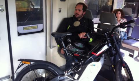 Bultaco Brinco S tren
