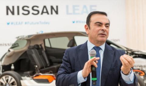 Carlos Ghosn, nuevo presidente de Mitsubishi Motors