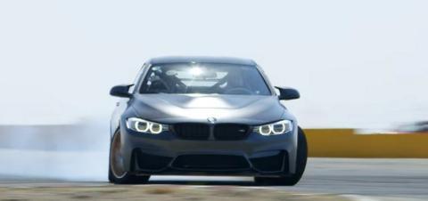 Vídeo: El BMW M4 GTS, a prueba por Ignition