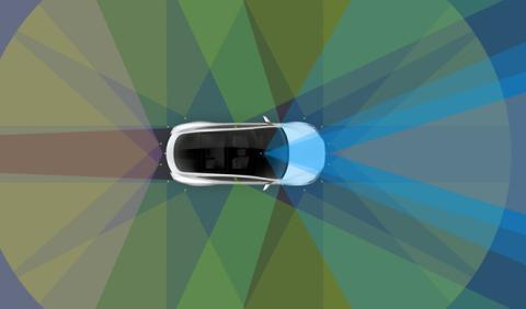 Tesla ya no necesita conductores en sus coches
