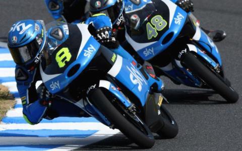 Libres Moto3 Australia 2016: Bulega, el más rápido