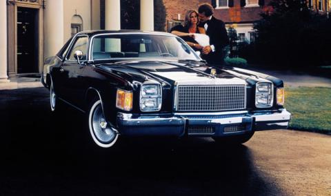 El Chrysler que pocos (o nadie) conoce