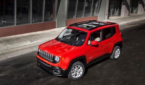 Jeep podría estar preparando un SUV más asequible