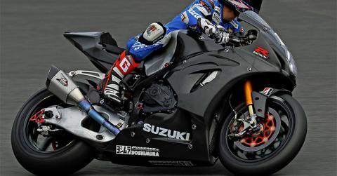 Suzuki GSX-R1000 Circuito