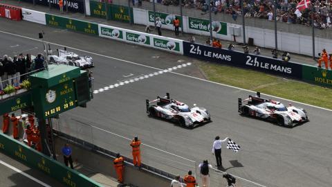 ¿Por qué deja Audi las 24 Horas de Le Mans?