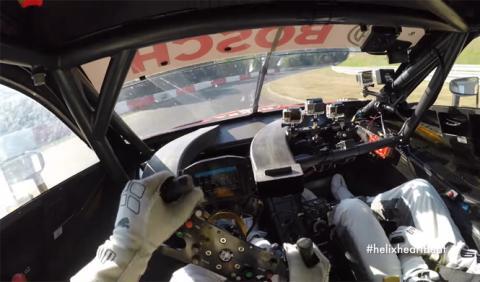 Vídeo: un BMW M4 DTM en Nürburgring, ¡corta la respiración!