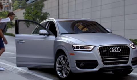 Los mejores anuncios de coches de 2014