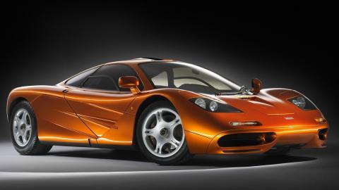 No, McLaren y BMW NO están trabajando un superdeportivo