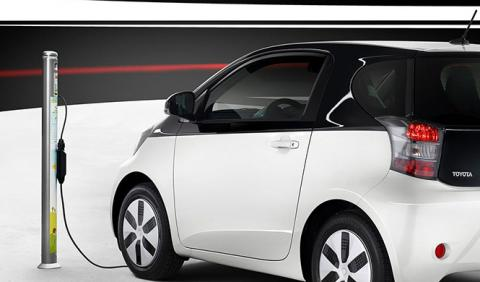 Así podría ser el primer eléctrico de Toyota para Europa