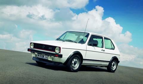 Si tienes un VW Golf GTI MK I, esto te interesa (y mucho)