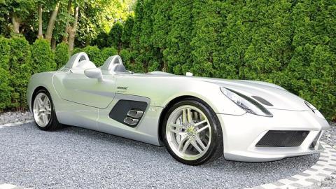 Venta Mercedes SLR Stirling Moss