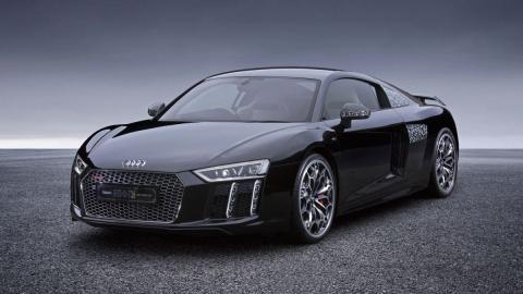 Audi R8 V10 Plus Final Fantasy XV
