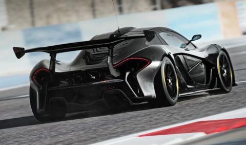 Confirmado: el nuevo McLaren F1 tendrá tres asientos (1+2)
