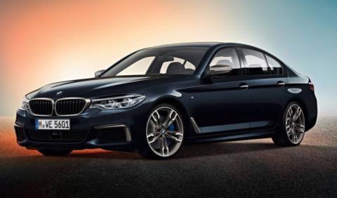El sonido del nuevo BMW M5 tiene truco...