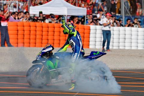 La denuncia a Valentino Rossi llega a los juzgados