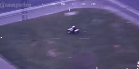 Vídeo: Ir en moto y hacer como si estuvieses en el GTA