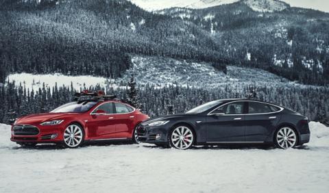 El Tesla Model S P100D mejorará en el paso de 0 a 100 km/h