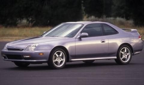 ¿Podría volver el Honda Prelude?