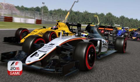 La F1 llega a tu móvil de la mano del videojuego F1 2016