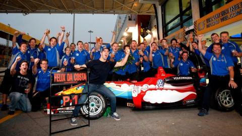 GP Macao 2016: Da Costa vuelve a triunfar en Macao