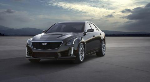 Vídeo: Cadillac CTS-V VS Mercedes SL600