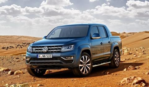 El nuevo mercado del Volkswagen Amarok
