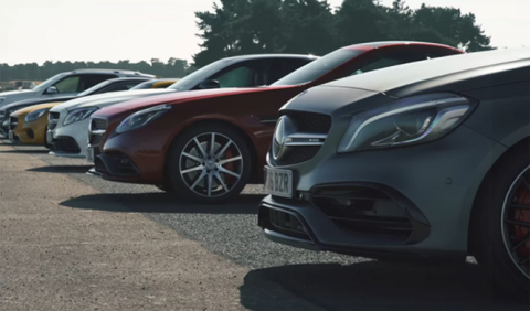 ¿Cuál es el Mercedes AMG más rápido?
