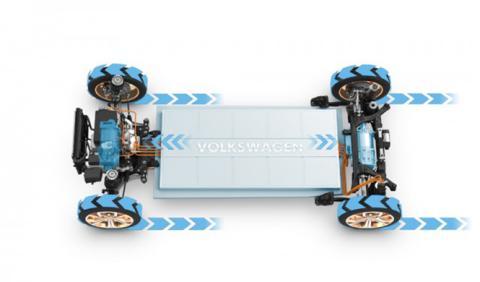 Volkswagen fabricará las baterías de sus coches eléctricos