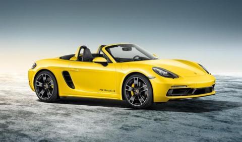 Los planes de Porsche no bajarán del Boxster y el Macan