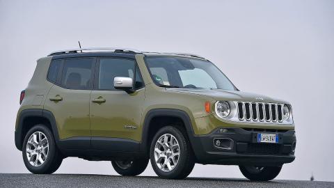 Las razones por las que Jeep no sacará un Baby Renegade