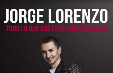 Jorge Lorenzo: las preguntas de sus fans dan para un libro