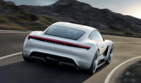 Los primeros pasos en el coche autónomo de Porsche