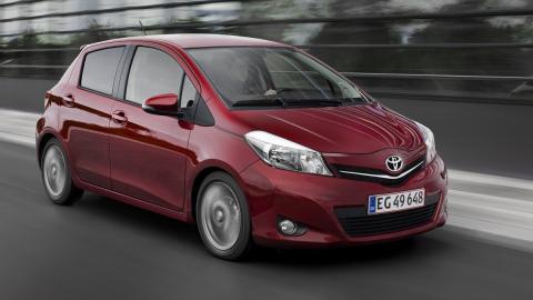 coches-usados-deberías-comprar-Toyota-Yaris