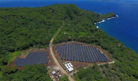 Tesla electrifica ¡una isla entera!