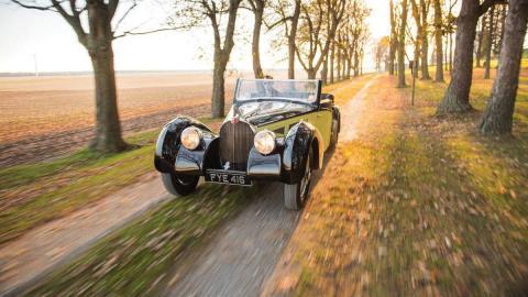 Bugatti 57S Cabrio
