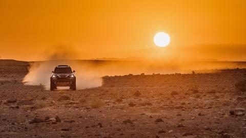 """Dakar 2017: 316 inscritos en la edición """"más difícil"""""""