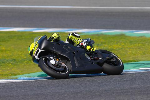 Álvaro Bautista Test Jerez MotoGP 2017