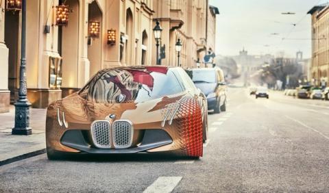 BMW invertirá 500 millones de euros en tecnología