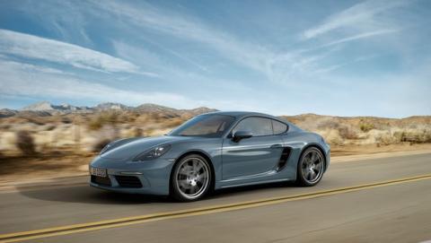 Porsche, superando sus ventas por séptimo año consecutivo