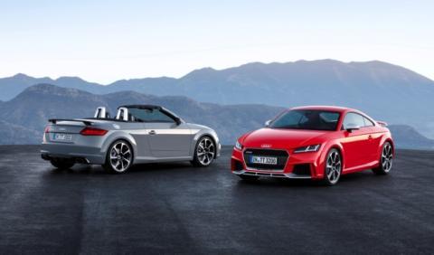 Avalancha de modelos Audi RS en los próximos 18 meses