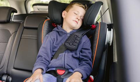El cuarto punto SecureGuard, mayor seguridad para los niños